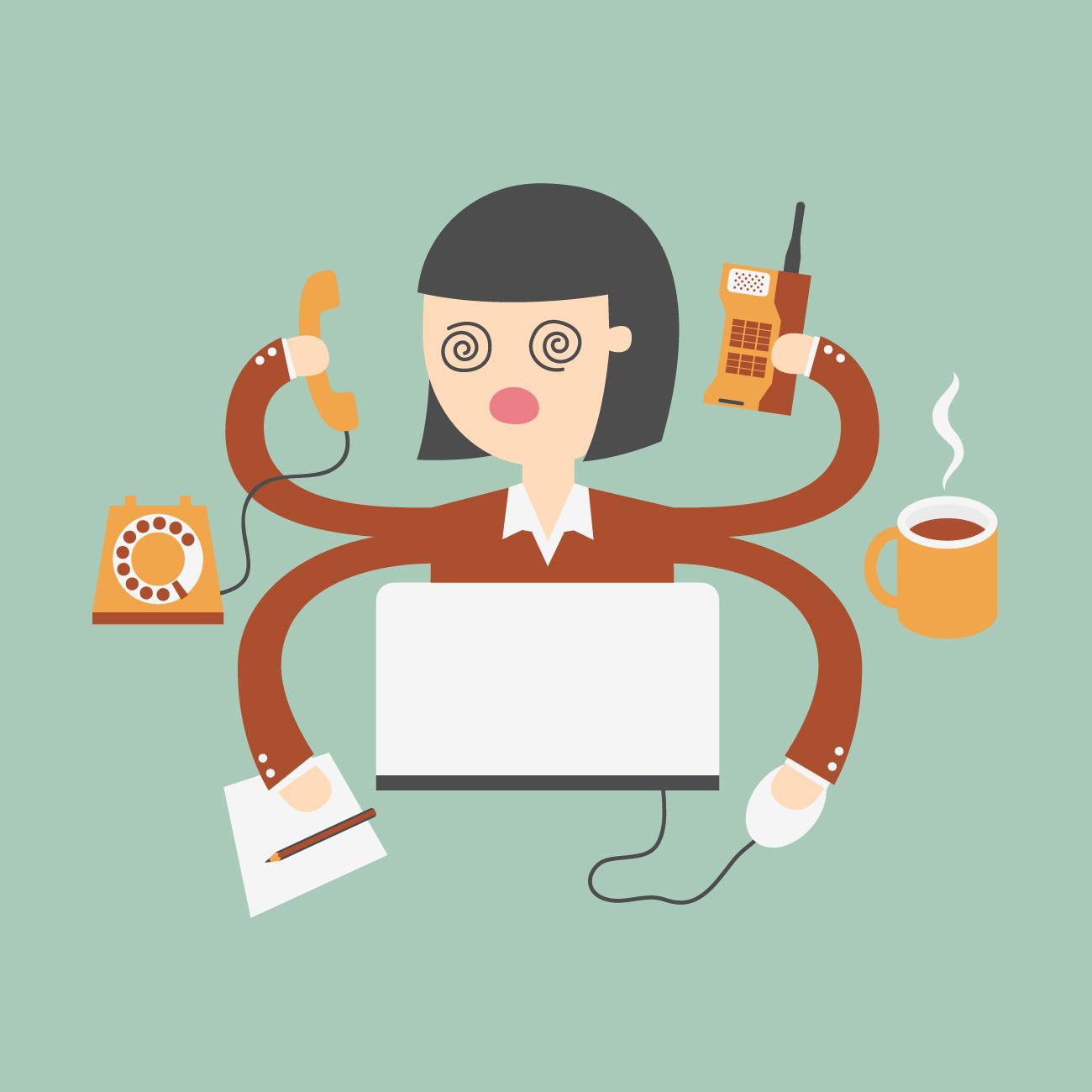 Lo Stress Rimpicciolisce il Cervello